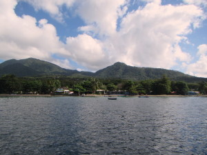 If you want to visit an island with less development, Dominica seems to be the place.